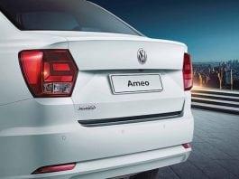 Volkswagen Ameo Crest