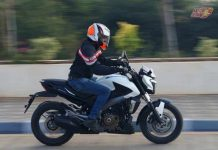 Bajaj Dominar 200 Price