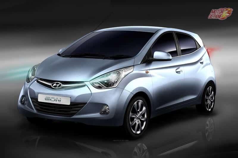new Hyundai Eon 2019