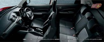New Maruti Swift 2017 interior