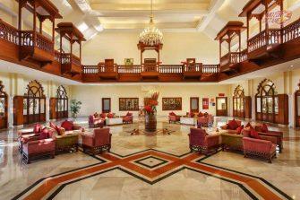 Taj Nashik Lobby