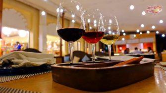Taj Wine Flight