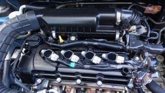 Maruti ignis Engine