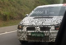 New VW Vento 2018 front