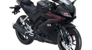 Yamaha R15 V3 black