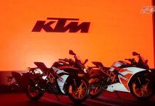 2017 KTM RC 390 1