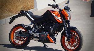 2020 KTM Duke 200 1