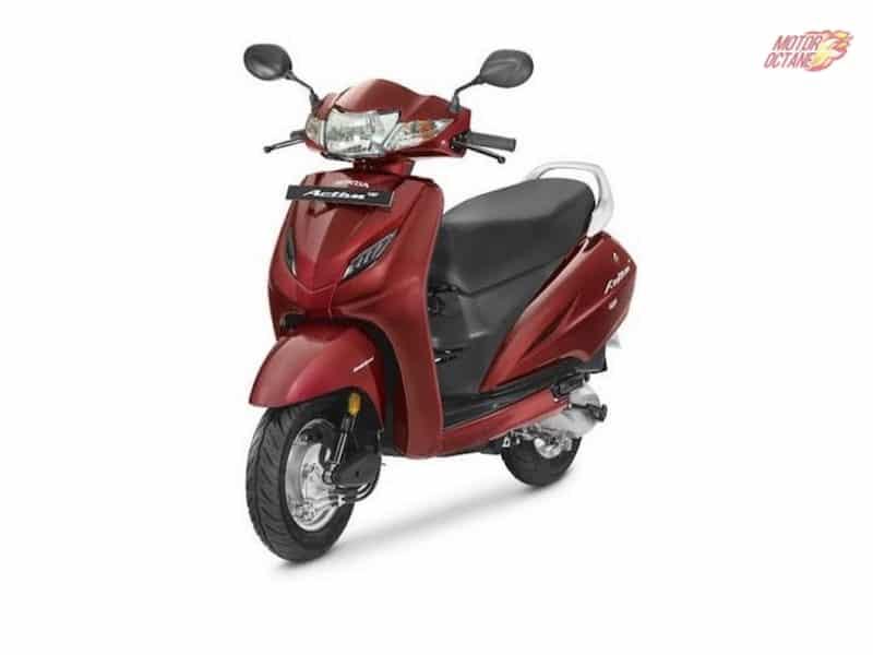 Honda Activa 4G