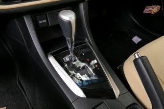 2017 Toyota Corolla Altis Gear Lever