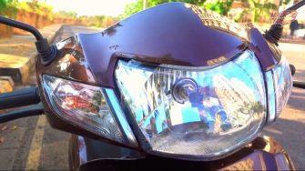 Honda Activa 4G headlamp