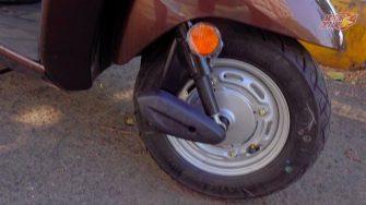Honda Activa 4G wheel