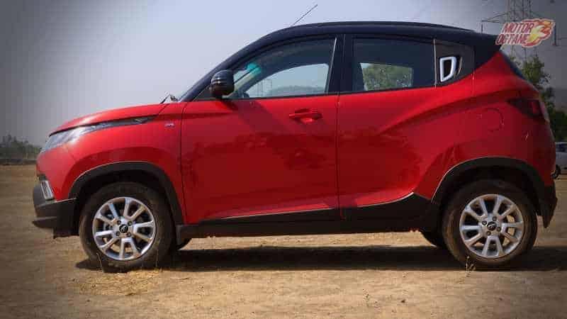 Mahindra KUV100 2018