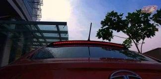 Tata Tigor brake light