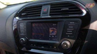 Tata Tigor music system