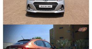 Tata Tigor vs Hyundai XCent