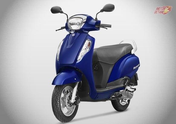 Suzuki Access 125 Price Review Specifications Mileage