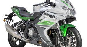 Benelli Tornado 302 (Silver Verde1)