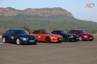 Jaguar Art of Perforamnce Tour