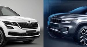 Jeep Yuntu vs Skoda Yeti