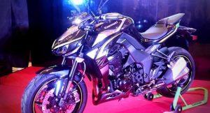2017 Kawasaki Z1000 R