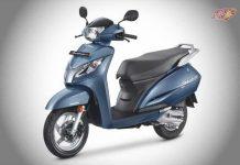 Honda Activa Electric