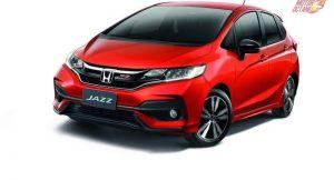Honda Jazz 2018 front