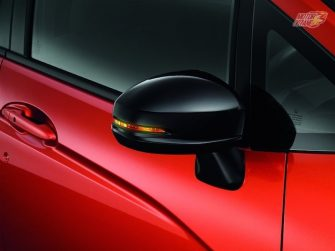 Honda Jazz 2018 mirror
