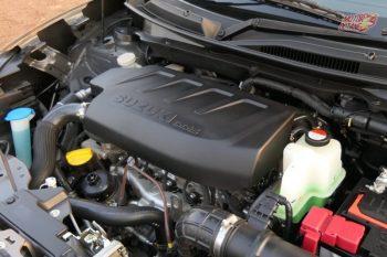 New Maruti DZire 2017 engine