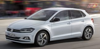 New Volkswagen Polo 2017 motion