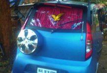 Tata Nano auto rickshaw Kerala