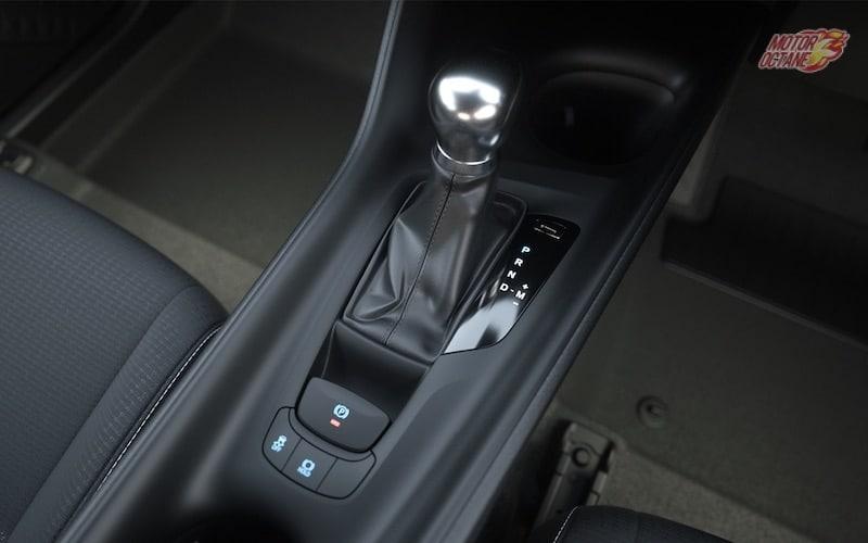 Toyota CHR gear