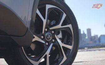 Toyota CHR alloyw