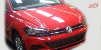 Volkswagen Virtus front grille