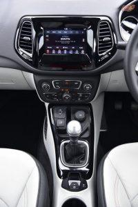 Jeep Compass Interior (3)