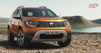 New Renault Duster 2018 front