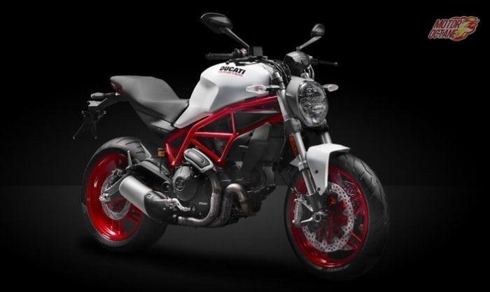 Ducati Monster 797 1