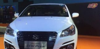 Maruti Ciaz 2018 Price in India