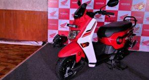 Honda Cliq front