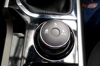Tata Nexon drive modes