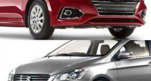 2017 Hyundai Verna vs Maruti Ciaz