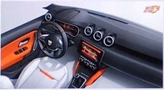 Renault Duster 2018 interior 2