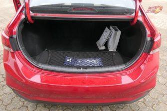 Hyundai Verna 2017 new boot