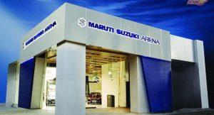 Maruti Suzuki ARENA Facade