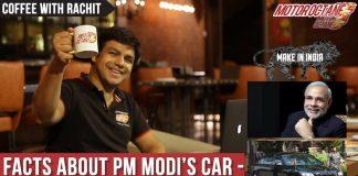 Pm Modi's car