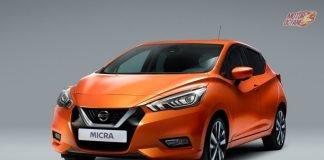 Nissan Micra 2019 1