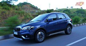 2017 Maruti S-Cross petrol facelift