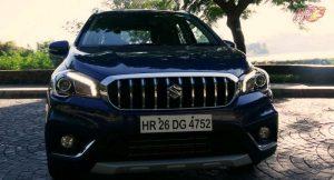 2017 Maruti S-Cross facelift front