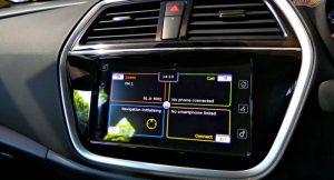 2020 Maruti Alto touchscreen