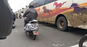 Bajaj Urbanite Spy shot