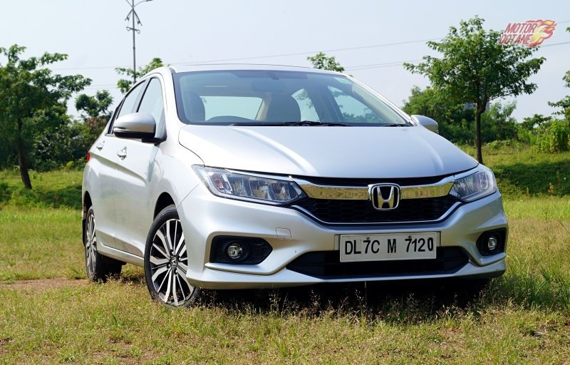 Honda City 2018 Price In India Specifications Automatic Features